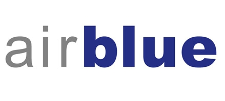 Logo of AirBlue
