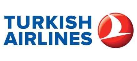 Logo of Turkish Airlines