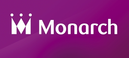 Logo of Monarch Airlines