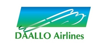 Logo of Daallo Airlines