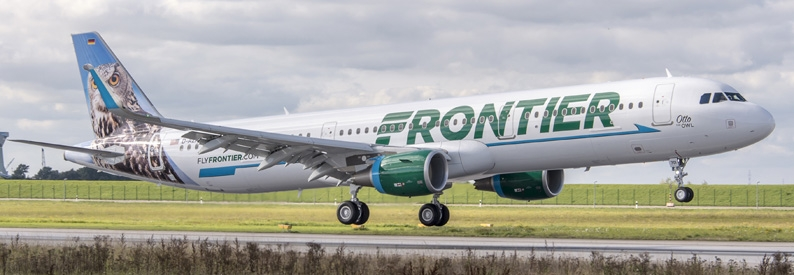 Frontier Airlines Airbus A321-200(SL)