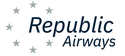 Logo of Republic Airways