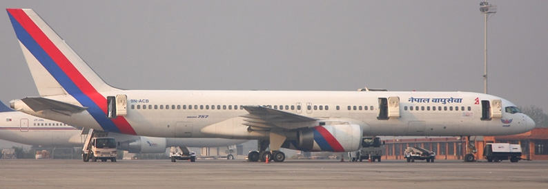 Nepal Airlines Boeing 757-200