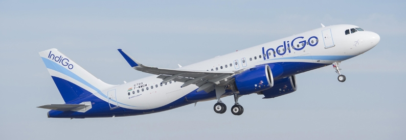 IndiGo Airlines Airbus A320-200N