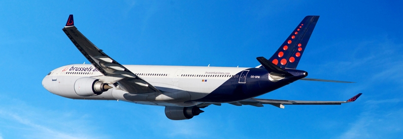 Brussels Airlines Airbus A330-300