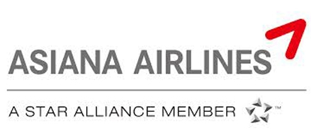 Logo of Asiana Airlines
