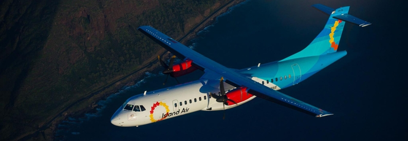 Island Air (Hawaii) ATR72-200