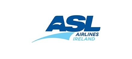 Logo of ASL Airlines Ireland