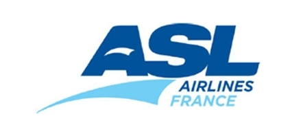 Logo of ASL Airlines France