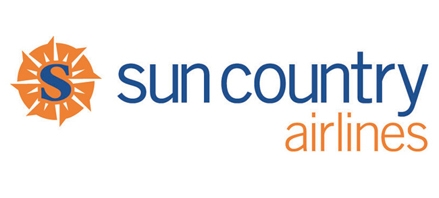 Logo of Sun Country Airlines