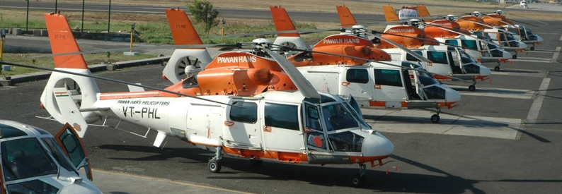 Helicopters of Pawan Hans Helicopters