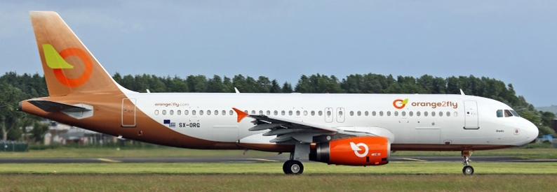 orange2fly Airbus A320-200