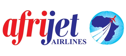 Logo of Afrijet Airlines