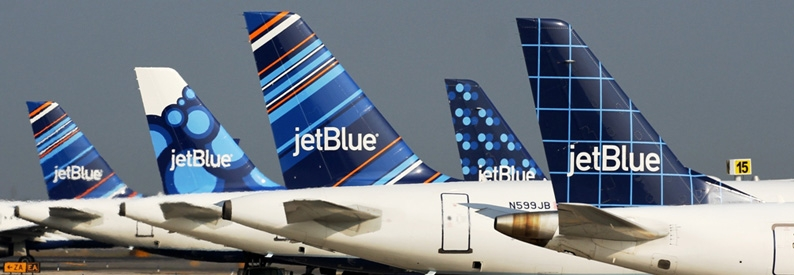 Fleet of jetBlue Airways