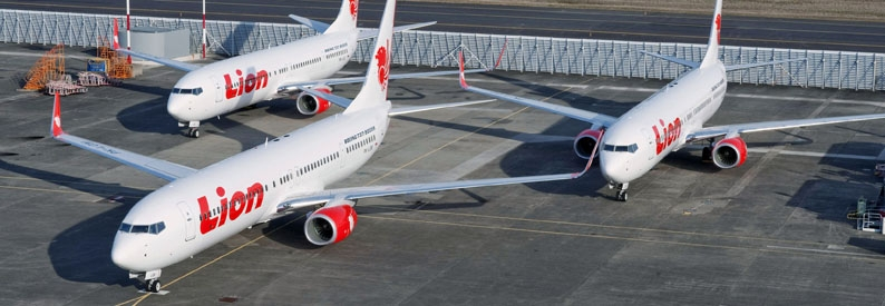 Fleet of Lion Air