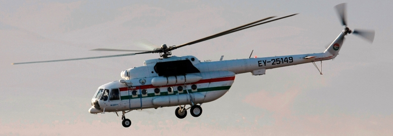 Tajik Air Mil Mi-8