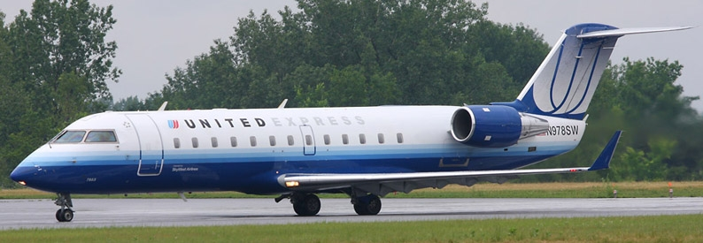 SkyWest Bombardier CRJ200 (United Express)