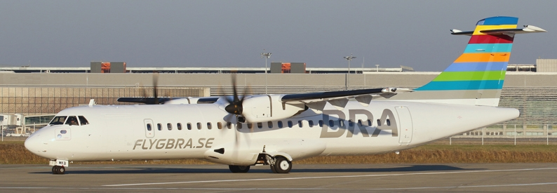 BRA - Braathens Regional Airways ATR72-600
