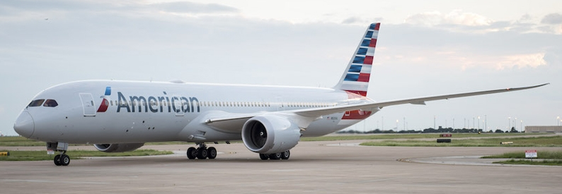 American Airlines Boeing 787-9