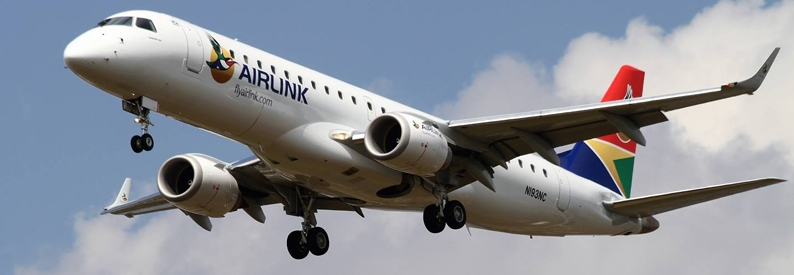 Airlink (South Africa) Embraer 190-100