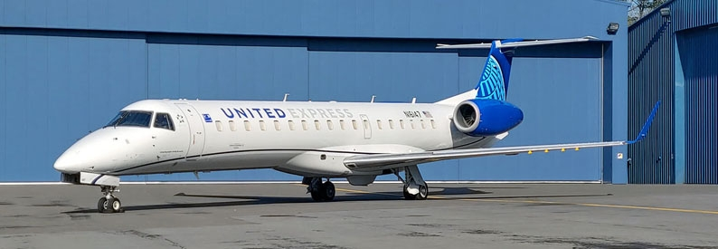 CommutAir Embraer E145 (United Express)