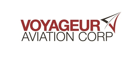Logo of Voyageur Airways