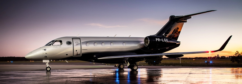 Embraer Executive Jets Legacy 450