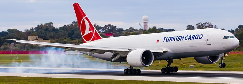Turkish Airlines Boeing 777-F