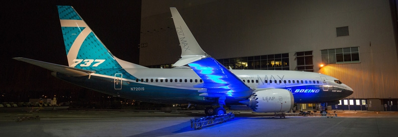 Boeing's April 2021 order book changes revealed