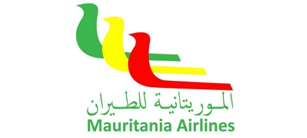 Logo of Mauritania Airlines
