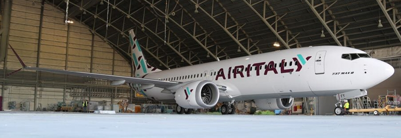 Air Italy Boeing 737-8