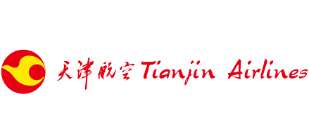 Logo of Tianjin Airlines