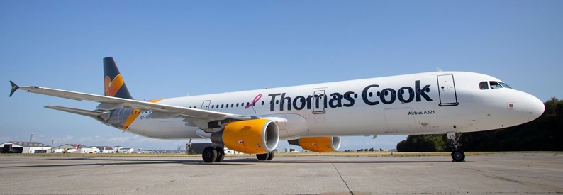 Thomas Cook Airlines Scandinavia Airbus A321-200