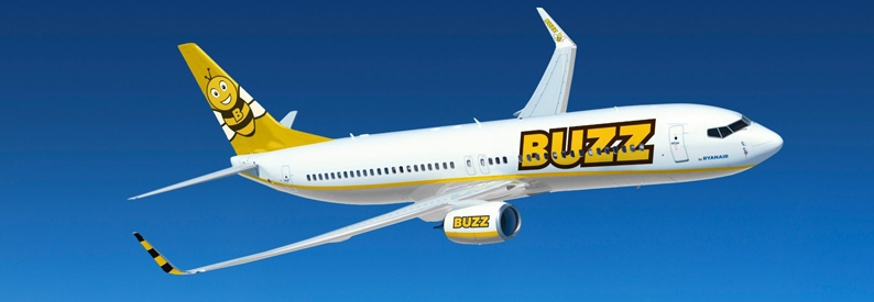 Illustration of Buzz B737-800