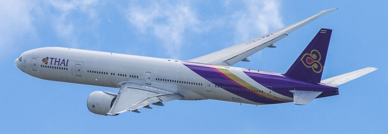 Thai Airways International Boeing 777-300