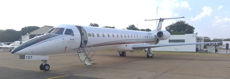 Royal Air Charters Embraer E145