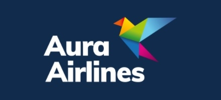 Logo of Aura Airlines