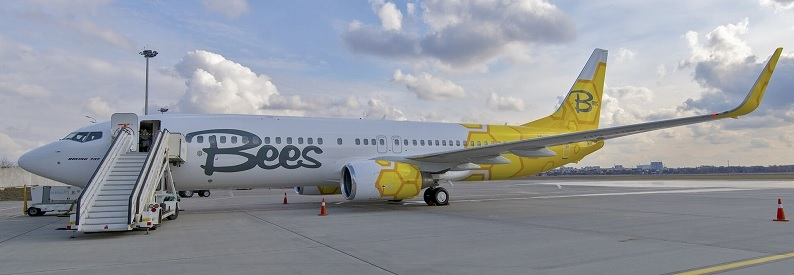 Bees Airline B737-800
