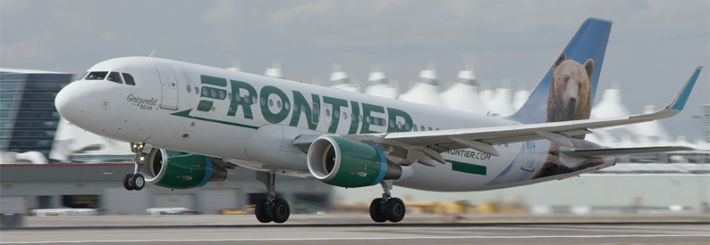 Frontier Airlines Airbus A320-200