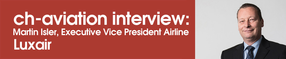 Luxair Interview