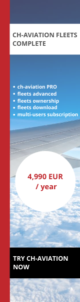 the ch-aviation complete fleet data multi-user subscription