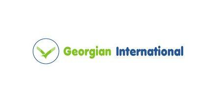 Georgian International Logo