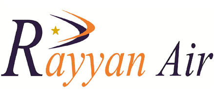Logo of Rayyan Air