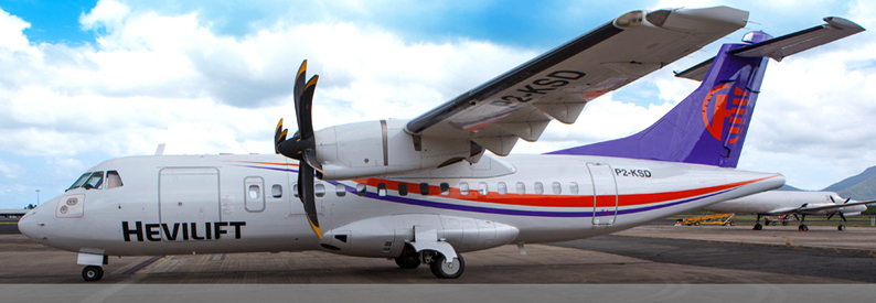 Hevilift (PNG) ATR42-300