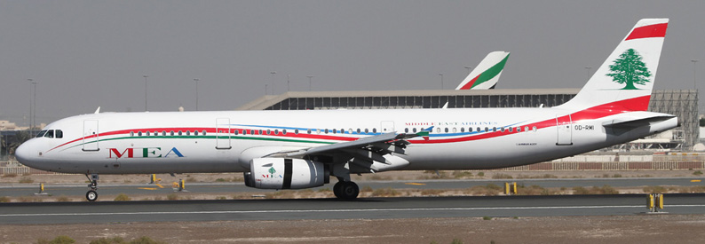 MEA - Middle East Airlines Airbus A321-200