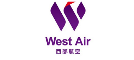 Logo of West Air (China)