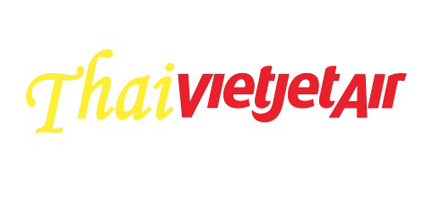 Logo of Thai VietJetAir