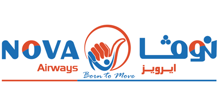 Logo of Nova Airways