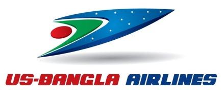 Logo of US-Bangla Airlines