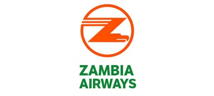 Logo of Zambia Airways
